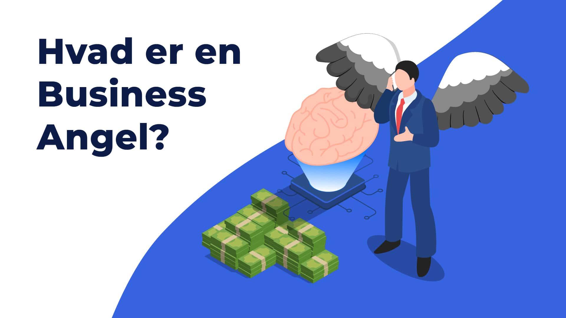 """Featured image for """"Hvad er en business angel?"""""""
