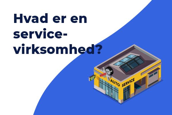 Servicevirksomhed autoservice