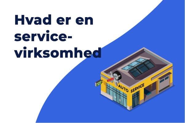 Servicevirksomhed