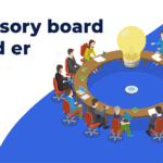 advisory board omkring et rundt bord
