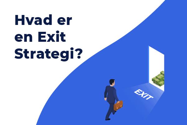 hvad er en exit strategi
