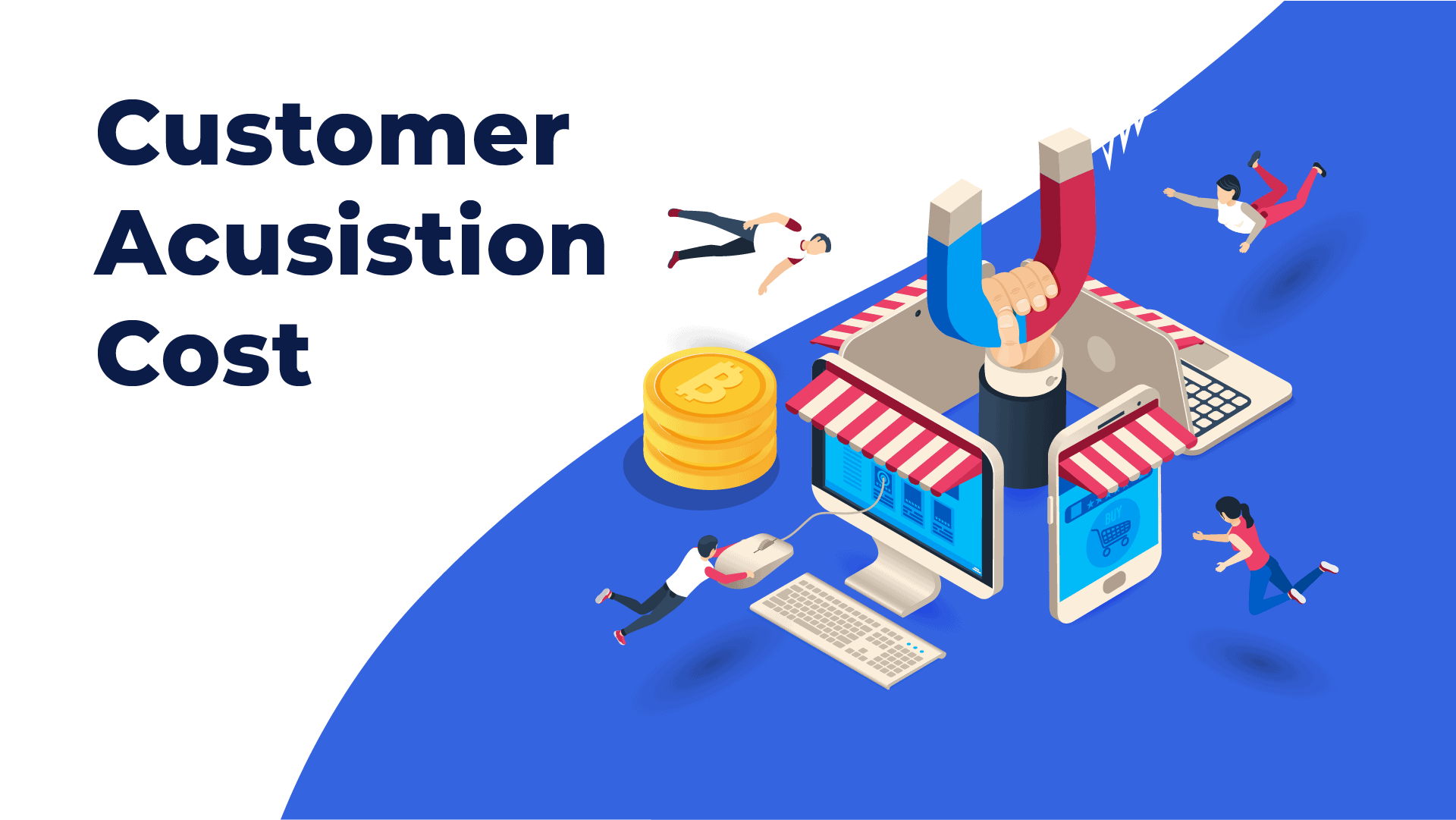 "Featured image for ""Customer Acquisition Cost – hvad koster en kunde?"""