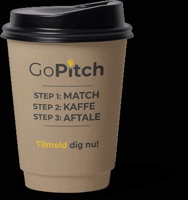 GoPitch kaffe to go